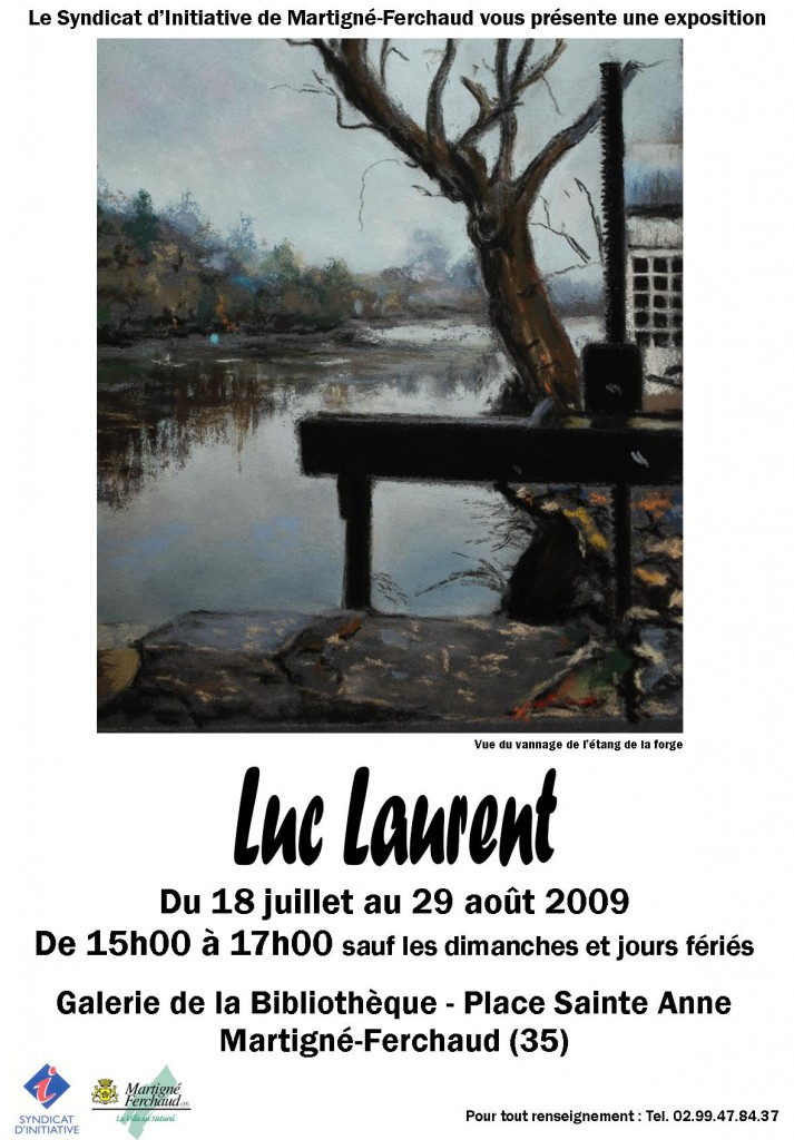 Affiche_Luc_Laurent