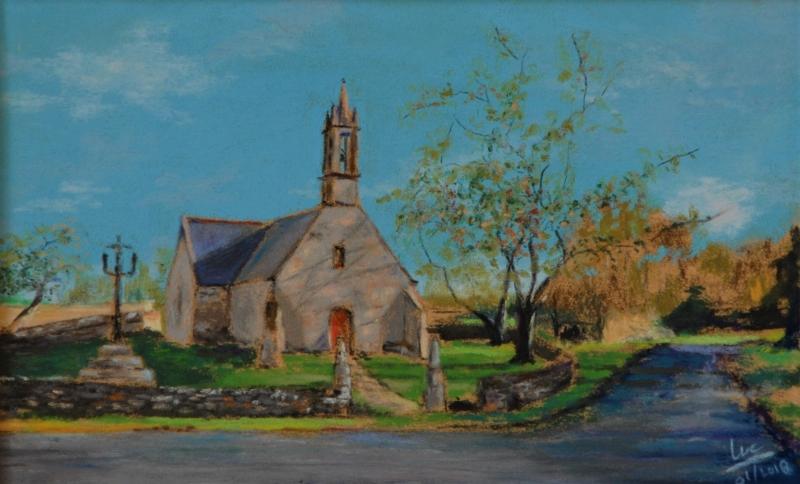 Chapelle de Kergroaz